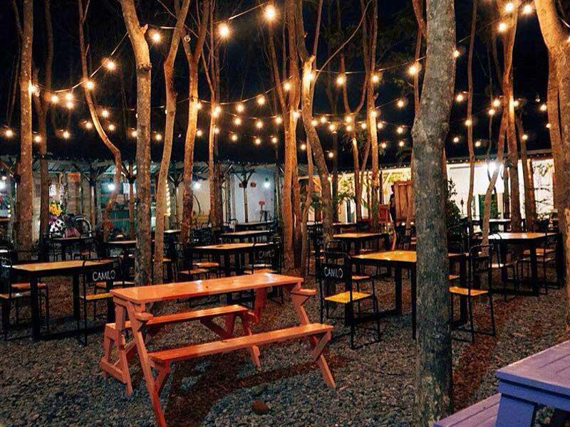 Design Interior Cafe Dengan Tampilan Kekinian